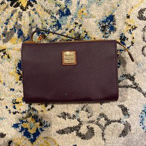 Dooney & Bourke Purple Crossbody Purse